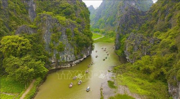 Agritourism brings new sources of income to farmers in Ninh Binh hinh anh 1