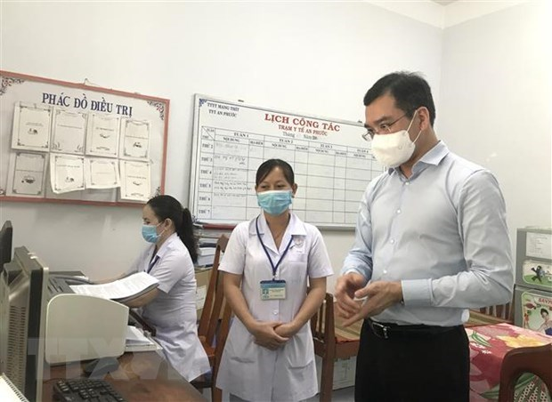 Vinh Long asked to tighten COVID-19 preventive measures hinh anh 1