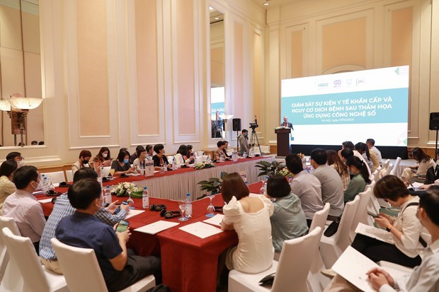 Private sector important to public health emergency response: Workshop hinh anh 1