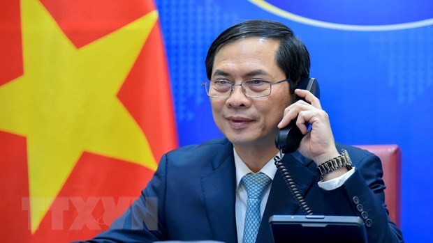 Vietnam, RoK beef up diplomatic collaboration hinh anh 1