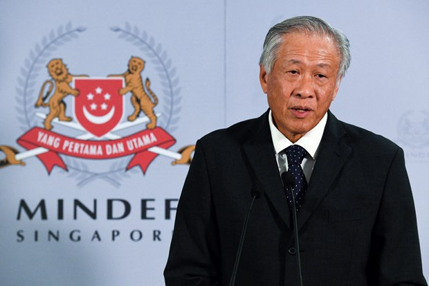 Singapore, Malaysia reaffirm defence ties hinh anh 1