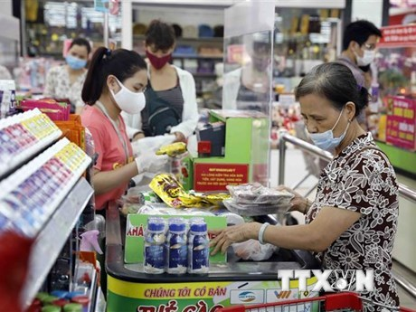 April's CPI inches down 0.04 percent hinh anh 1