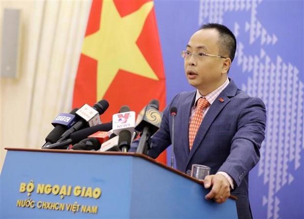 Coordination underway to arrange repatriation flights for Vietnamese citizens in India hinh anh 2