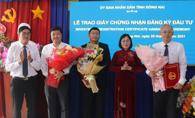 FDI in Dong Nai hits 670 mln USD since beginning of year hinh anh 2