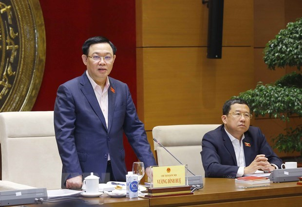 Parliamentary diplomacy helps raise Vietnam's stature in int'l arena: NA leader hinh anh 1