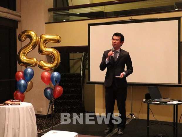 Australia-Vietnam Business Council celebrates 25th anniversary hinh anh 2
