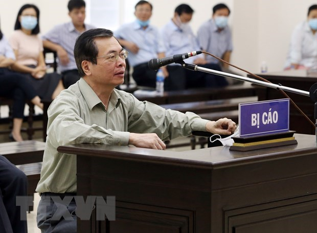 Ex-minister of industry and trade gets 11-year jail sentence hinh anh 1