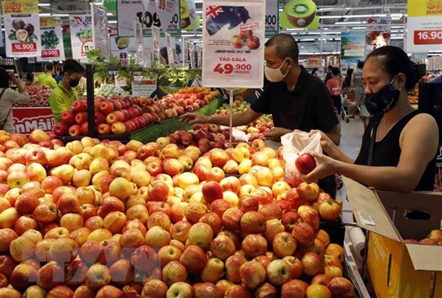 HCM City's CPI slightly up in April hinh anh 1