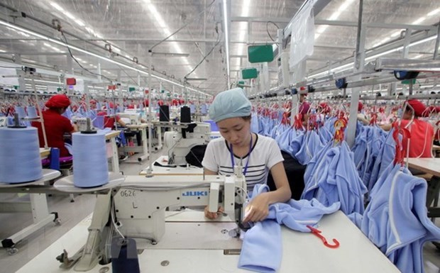April industrial production expands 24.1 percent hinh anh 1