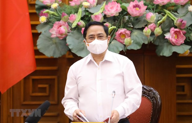 Prime Minister requires Finance Ministry to reform mindset on policy building hinh anh 1
