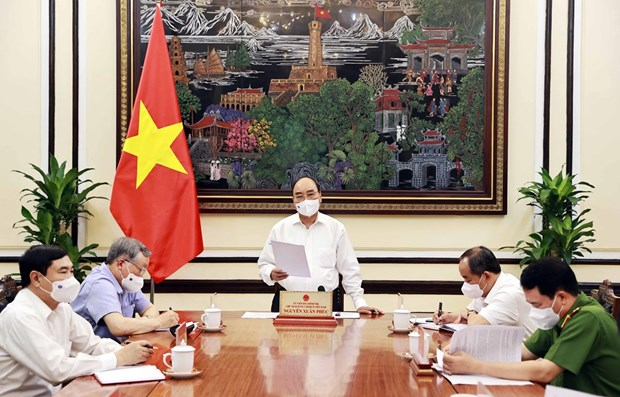 Amnesty must be carried out strictly, transparently: State President hinh anh 1