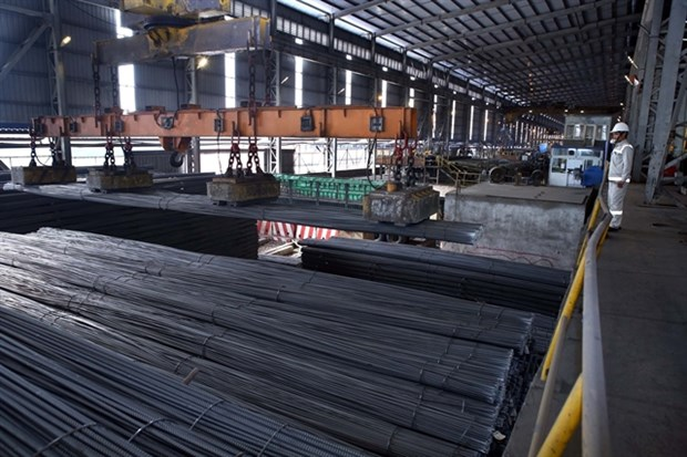 Construction material prices recover hinh anh 1