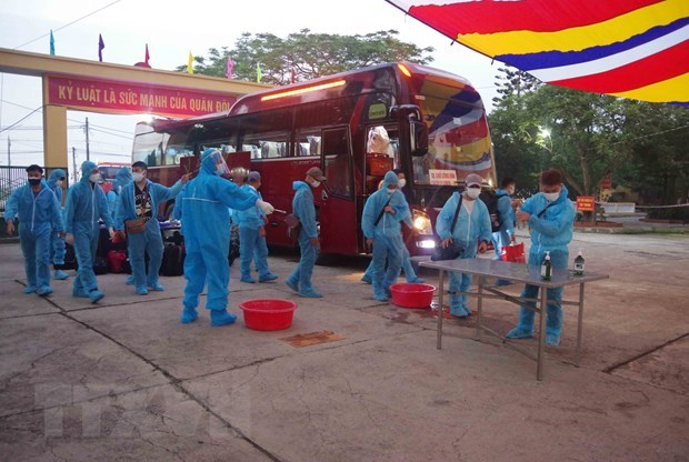 Concentrated quarantine period extended beyond 14 days: ministry hinh anh 1