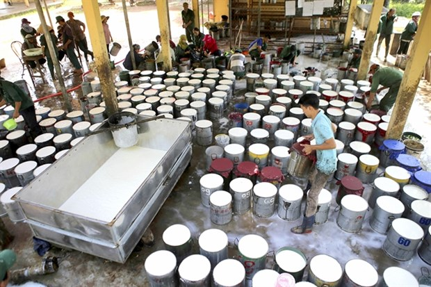 Rubber industry needs to develop production chain hinh anh 1