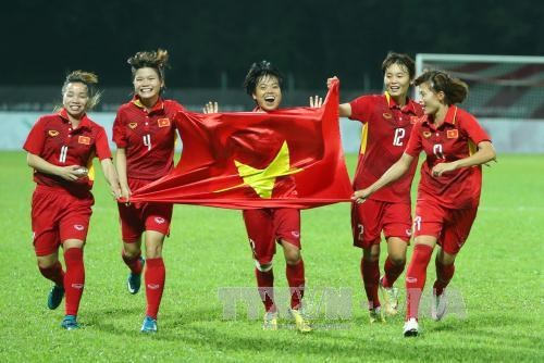 Vietnam move up one spot on FIFA Women's World Rankings hinh anh 1
