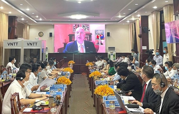 Binh Phuoc seeks to bolster investment from US hinh anh 1