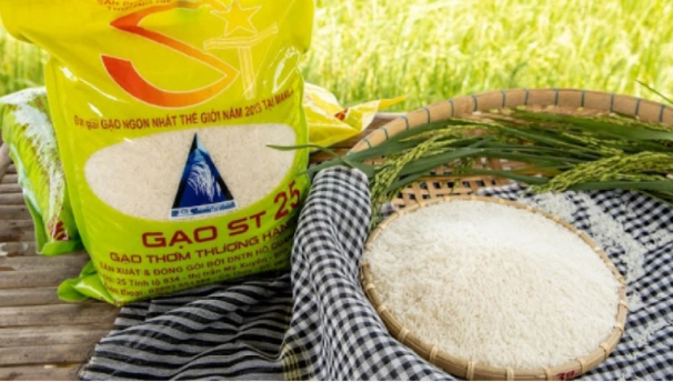 PAN Group entrusted with protection of ST24 and ST25 rice trademarks in int'l markets hinh anh 2