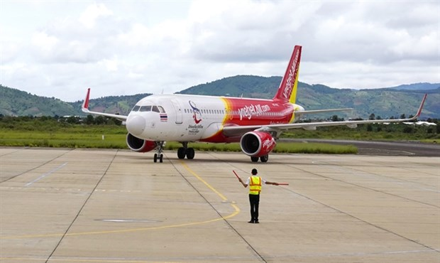 Vietjet bounces back in first quarter hinh anh 1