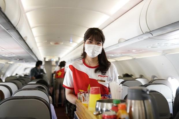 Vietjet offers passengers chance to make safe flight plans hinh anh 1