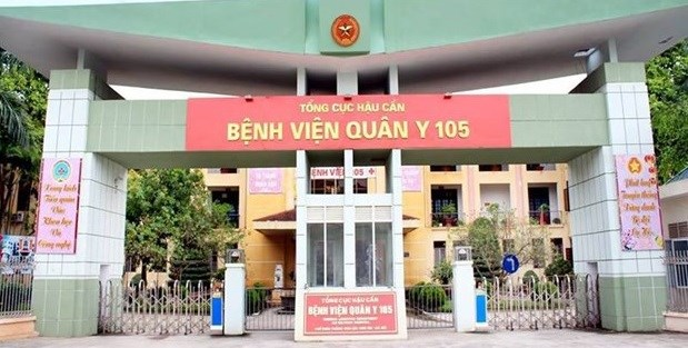 Military Hospital 105's doctor positive for coronavirus hinh anh 1
