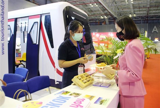 2021 Top Thai Brands expo kicks off in HCM City hinh anh 1