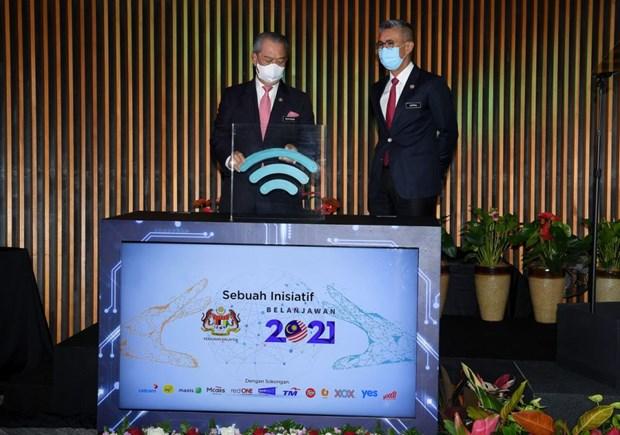 Malaysia strives to bridge digital gap hinh anh 1