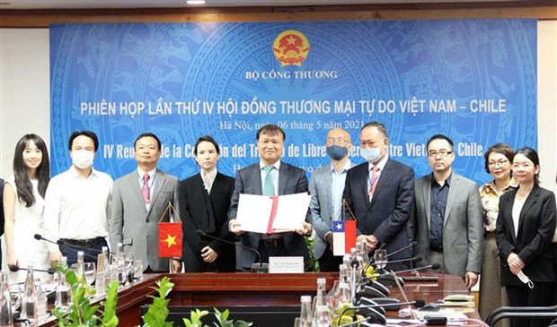 FTA providing impetus for Vietnam - Chile trade hinh anh 1
