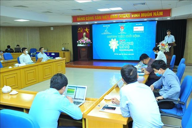 Automation competition for technology students launched hinh anh 1
