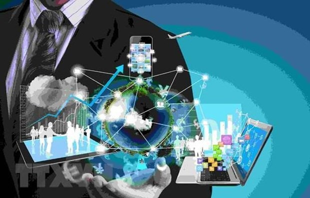 National strategy built for digital economy, society development hinh anh 1