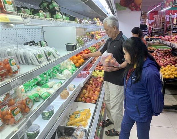 Retail sales, service revenue hit 73.5 billion USD in four months hinh anh 1