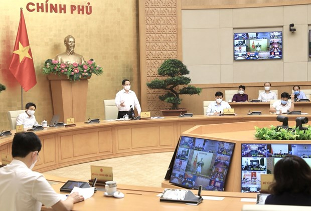 Highest priority now lies on COVID-19 prevention, control: PM hinh anh 2