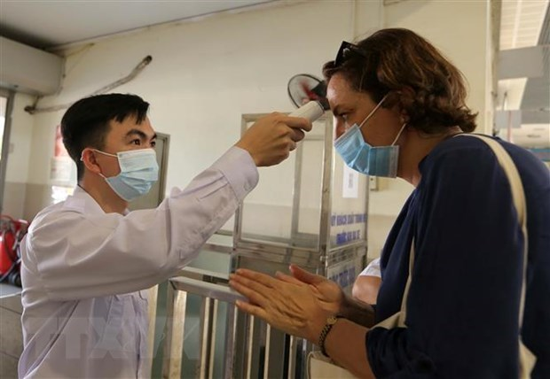 Vietnam detects 40 domestically-transmitted COVID-19 cases hinh anh 1