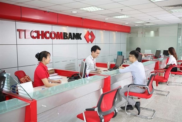 Techcombank achieves 238.1 million USD before-tax profit in Q1 hinh anh 1