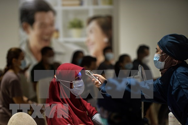 Indonesia's economy continues to shrink in Q1 hinh anh 1