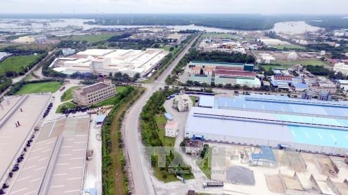 HCM City: IIP up 9.7 percent in four months hinh anh 1