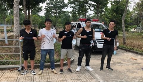Two prosecuted for arranging illegal stay for foreigners in Vietnam hinh anh 1
