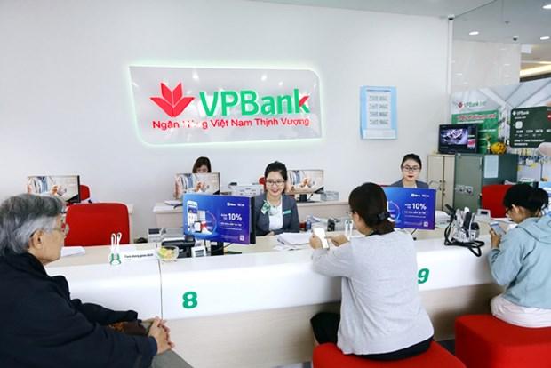 VPBank posts 173.2 million USD pre-tax profit in Q1 hinh anh 1