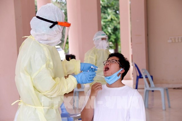 First Vietnamese COVID-19 patient dies in Laos hinh anh 1