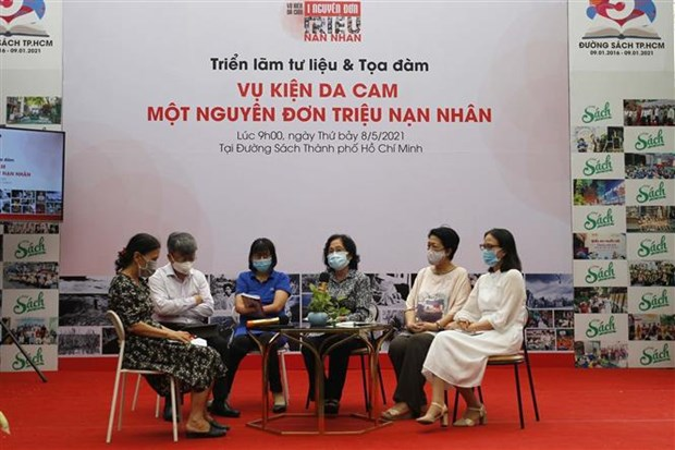 Struggle for justice for Agent Orange victims to continue hinh anh 1
