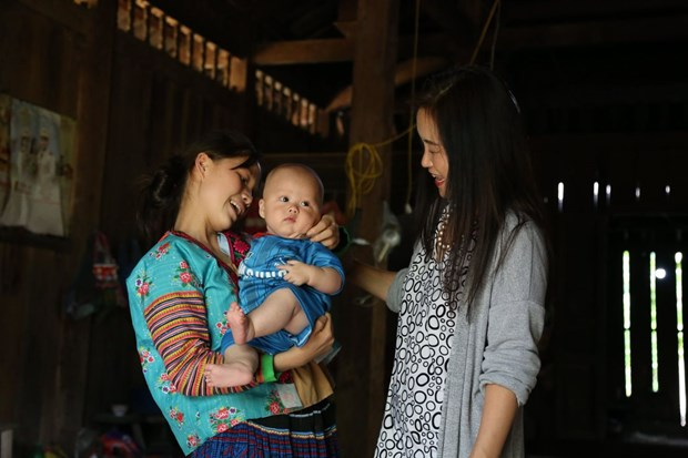 UNFPA helping Vietnam ensure safety, happiness for ethnic minority mothers, children: Representative hinh anh 1