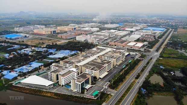Foreign investors laud Vietnam's infrastructure development plan: Barron's hinh anh 1