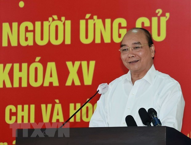People's right to belief, religious freedom always respected: President hinh anh 1