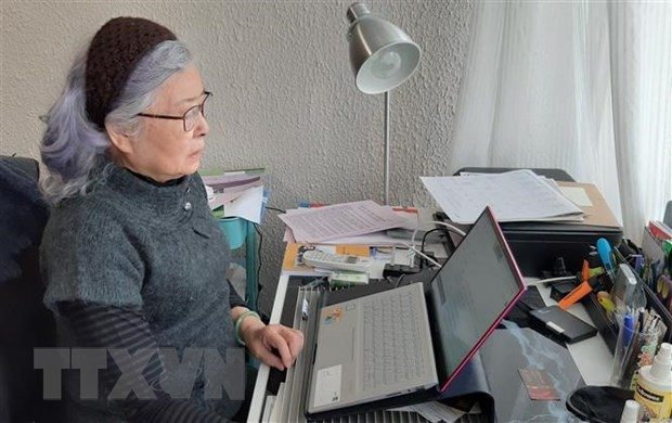 Vietnamese-French woman presses ahead with historic AO lawsuit hinh anh 1