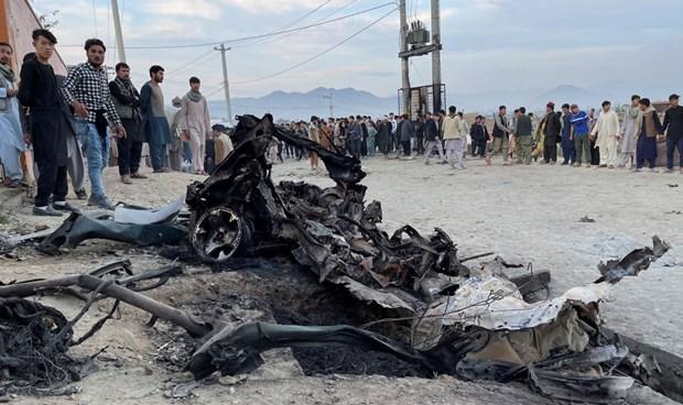 Vietnam conveys condolences to Afghanistan over terror attack at school hinh anh 1