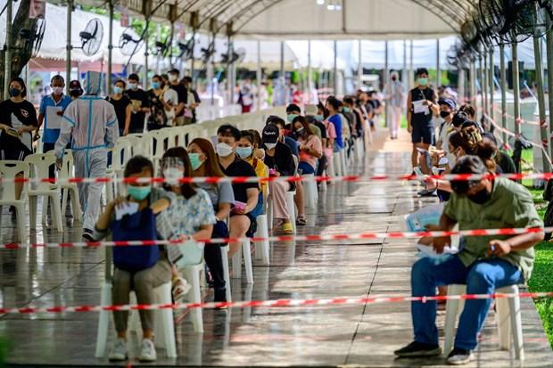 COVID-19: Thailand tightens border control, Cambodia locks down one border area hinh anh 1