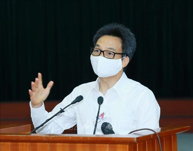 Deputy PM orders strict implementation of COVID-19 prevention measures hinh anh 1