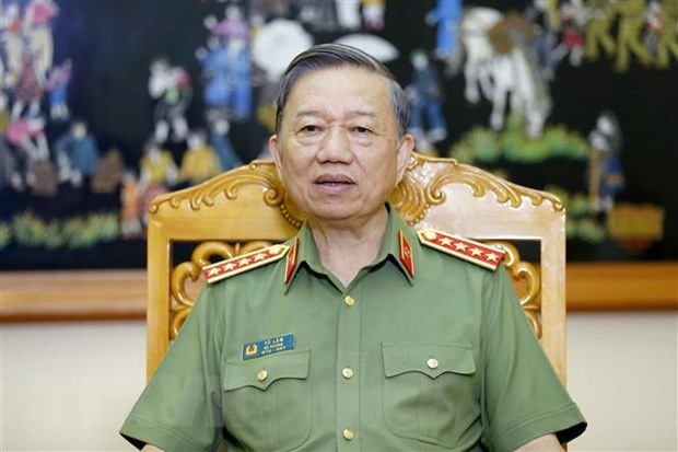 Minister emphasies resolve to absolutely ensure security, safety for elections hinh anh 1