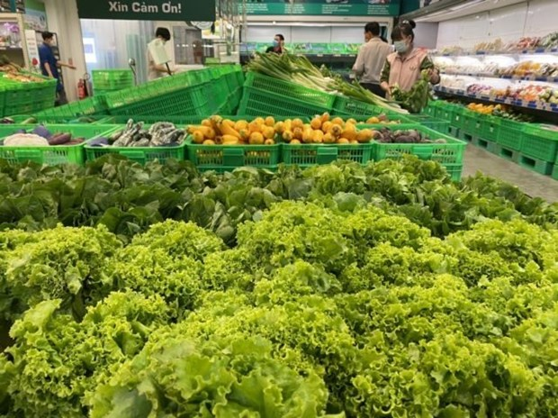 Ministry develops measures to distribute agro products amid pandemic hinh anh 1