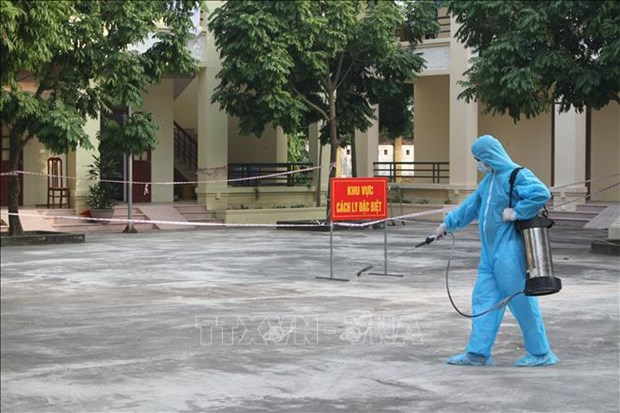 33 new local COVID-19 infections recorded, all in quarantined, sealed-off areas hinh anh 1