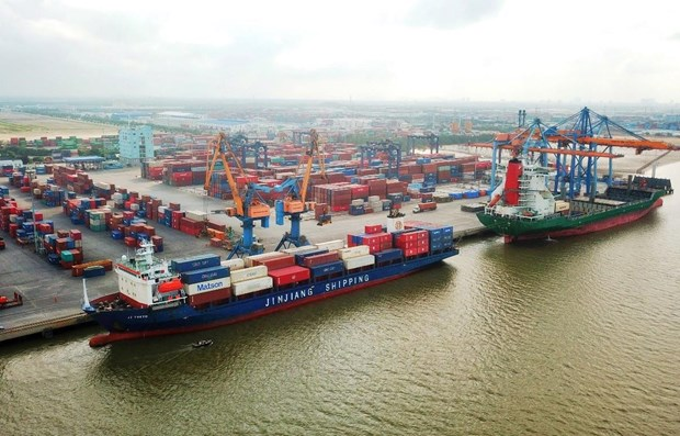 New container terminals to be built in Hai Phong hinh anh 1